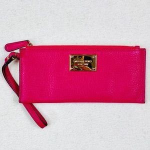 Michael Kors | Pink Wristlet Wallet